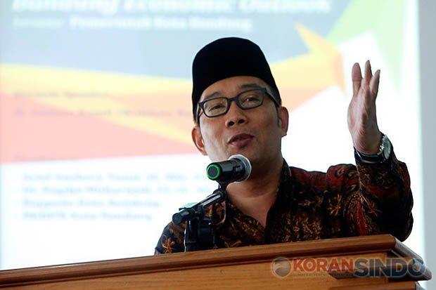 Sering Muncul di Survei Capres, Ridwan Kamil Dipantau Nasdem