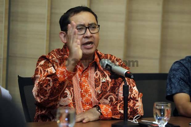 Megawati Sentil Milenial, Fadli Zon Merasa Tergelitik