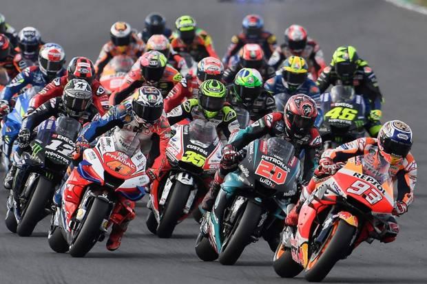 Godok Kalender MotoGP 2021, Dorna Berharap Kondisi Sudah Normal