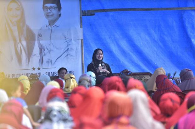 Tokoh Adat Jawa Mulyorejo Ajak Masyarakat Pilih Indah-Suaib