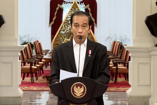 Jokowi Kecam Pernyataan Presiden Prancis yang Menghina Islam