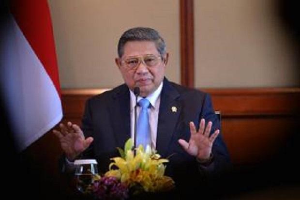 SBY Minta Macron Hentikan Kartun Nabi Muhammad SAW