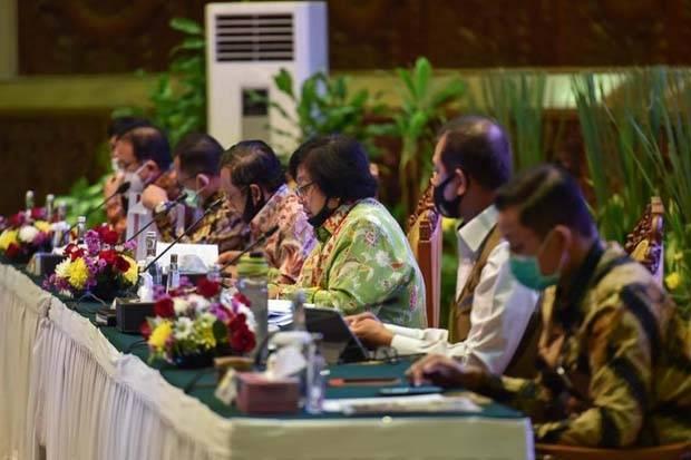 Siti Nurbaya Tegaskan Sinergi Jadi Cara Ampuh Cegah Karhutla