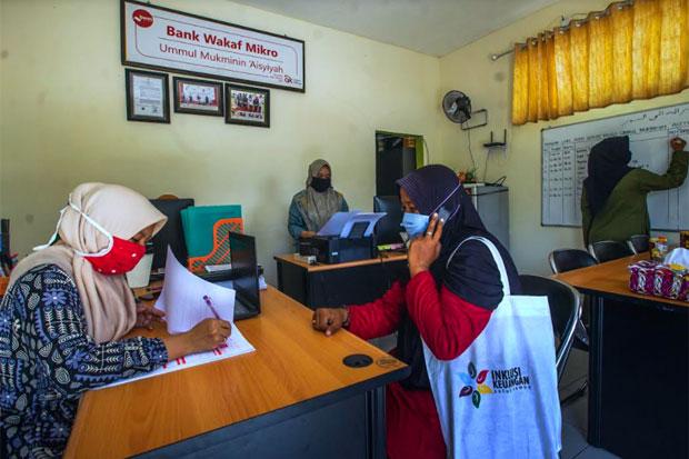 Program Relaksasi OJK Jaga Keberlangsungan UMKM di Tengah Pandemi