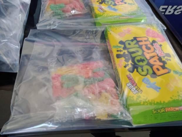 BNN Temukan Narkoba Jenis Baru Berupa Permen Candy