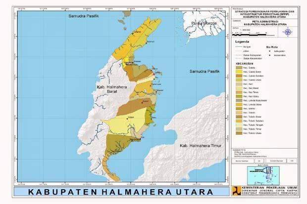 Gugatan Bupati Halmahera Utara Terhadap Mendagri Soal Batas