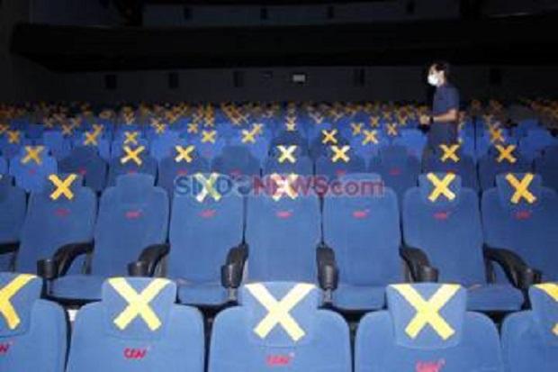 Ini Alasan Anies Izinkan Dua Pengelola Bioskop Buka dengan Kapasitas 50 Persen