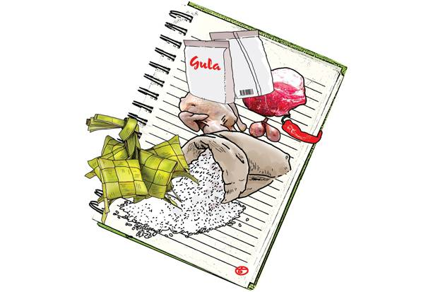 Pandemi Bikin Pola Konsumsi Pangan Berubah, Awas Ancam Daya Serap Produk Petani