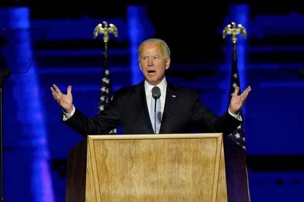 Kemenangan Joe Biden dan Komunitas Muslim Amerika