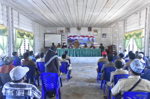 Kelompok Tani di Seko Diberi Alsintan untuk Peningkatan Pertanian