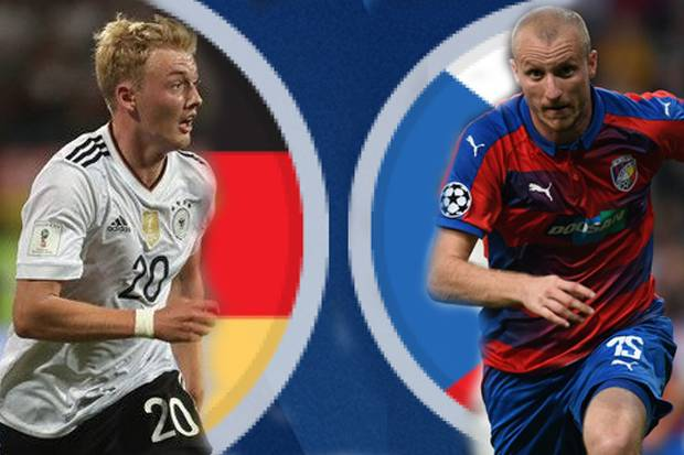 Jerman Vs Ceko