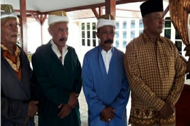 Kesultanan Ternate Syukuran, Sultan Baabullah Datuk Sjah Dianugerahi Pahlawan Nasional