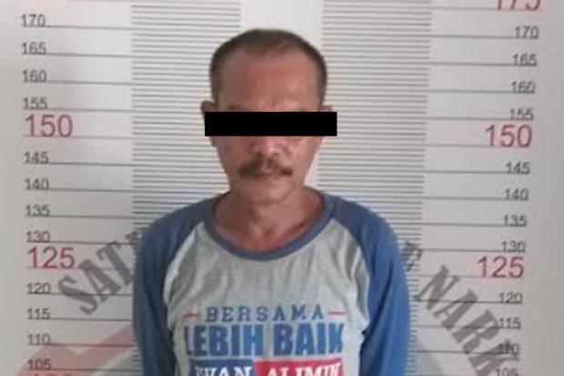 Polisi Ringkus Warga di Angkona yang Diduga Jadi Pengedar Sabu