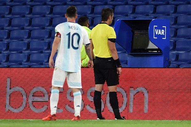 Gol Messi Dianulir, Begini Respons Pelatih Timnas Argentina