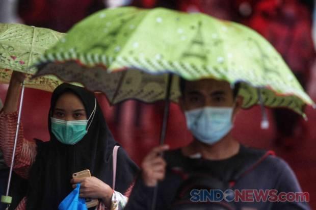 BMKG Sebut 30 Persen Zona Musim di Indonesia Telah Masuk Musim Hujan