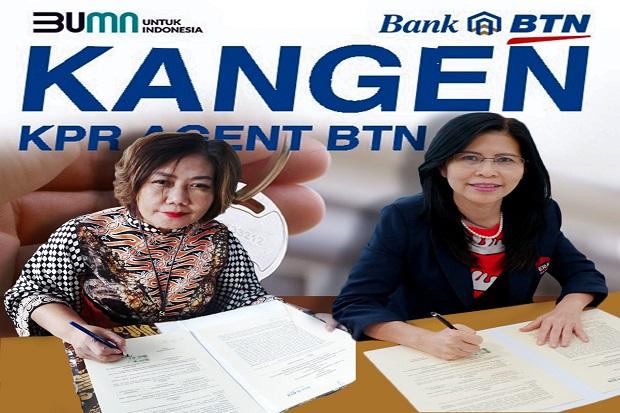Genjot Penyaluran Kredit, BTN Gandeng Agen Properti Nasional