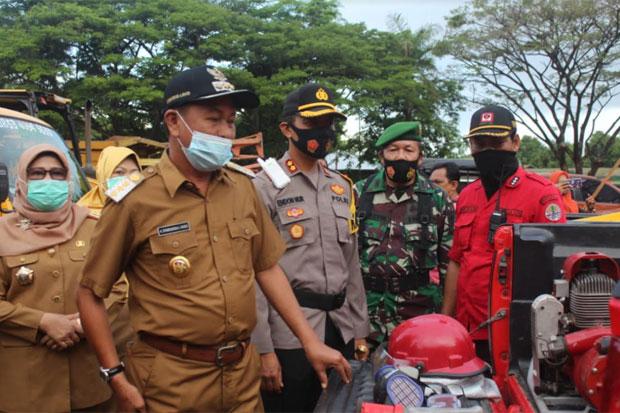 Pemkab Pangkep Bentuk Relawan Bencana di Setiap Desa