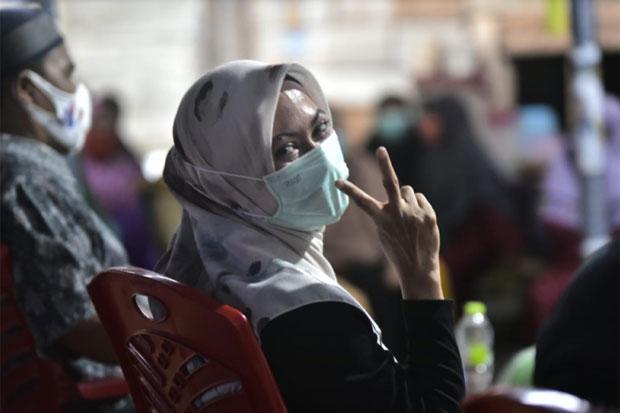 Di Lara, Komunitas IDP-Sehati Deklarasi Dukungan untuk Indah-Suaib