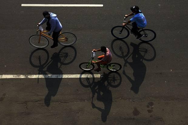 Soal 'Menggowes' Ekonomi Sepeda, Taiwan Bisa Ditiru