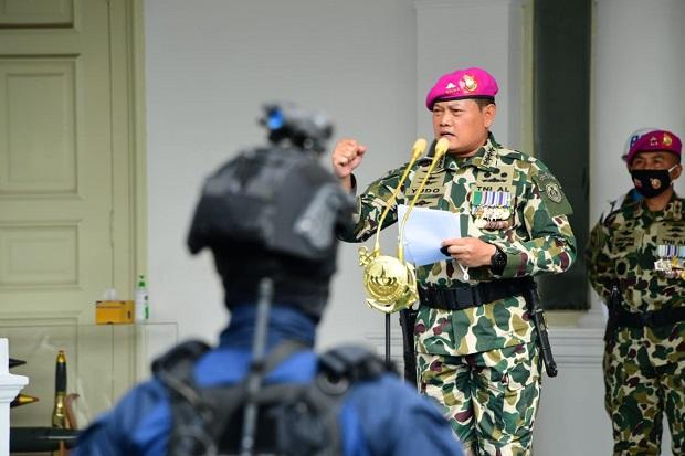 KSAL: Korps Marinir Disiapkan Menjadi Kekuatan Operational Ready Force