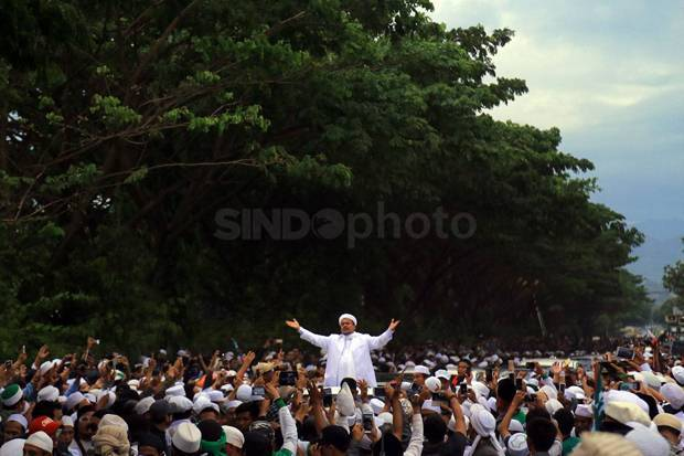 Sikap Habib Rizieq Terkait Pernyataan Nikita Mirzani Dinilai Berlebihan