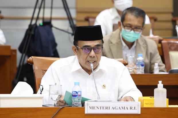Kuota Haji 2021 Sebanyak 221.000 Jamaah, Menag Sampaikan 3 Opsi Pemberangkatan