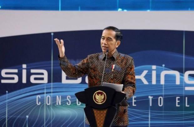 Perangi Hoaks, Jokowi Minta Literasi Digital Kawula Muda Ditingkatkan