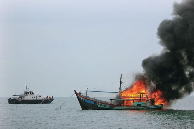Tak Ada Maling Lagi, USAID Puji Pengelolaan Ikan di Indonesia