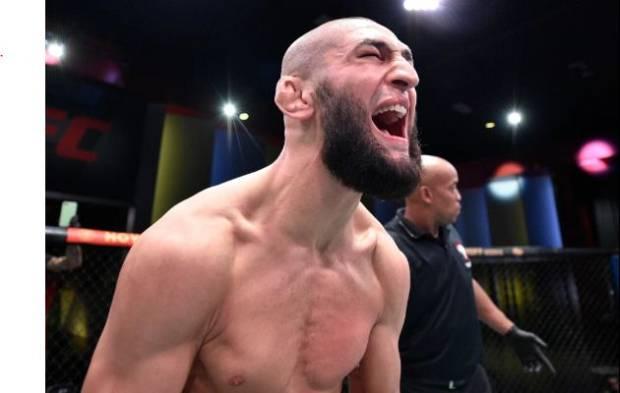 Khamzat Chimaev, Rising Star UFC yang Meroket Meledakkan Oktagon