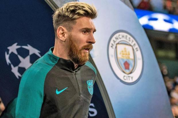 Barcelona Ingin Pertahankan Messi, Manchester City Tidak Peduli