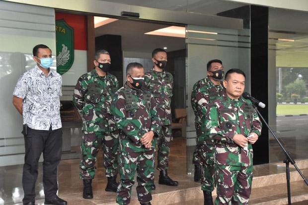 Puluhan Anggota TNI Datangi Markas FPI, Ini Penjelasan Pangdam Jaya