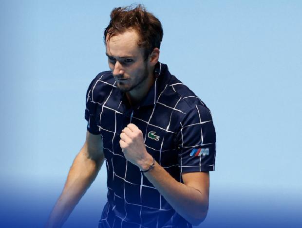 Berhasilkan Kalahkan Novak Djokovic, Medvedev Menebar Sesumbar