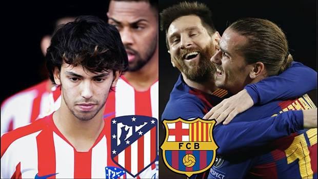 Preview Atletico Madrid vs Barcelona: Duel Raksasa Limbung