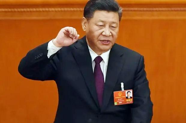Ekonomi Negaranya Bangkit, Xi Jinping: China Menempatkan Orang di Atas Segalanya