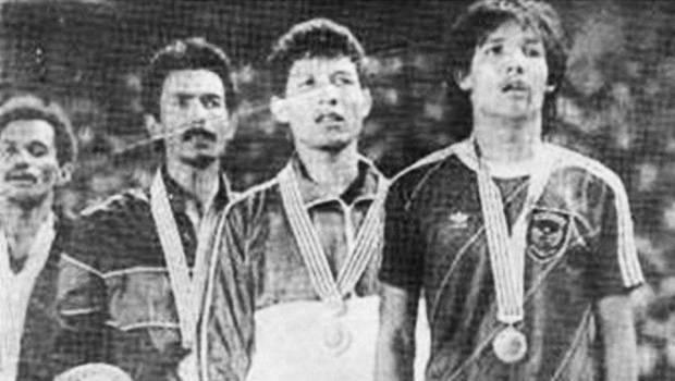 Ricky Yacobi, Sebuah Tanda Tanya Besar di SEA Games 1991