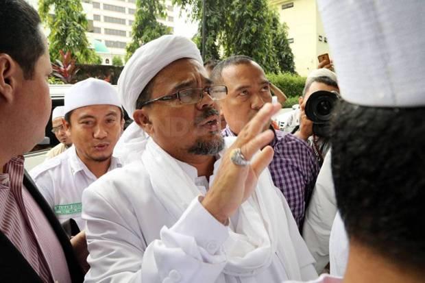 Soal Poster Habib Rizieq, Laskar FPMM Minta Umat Islam Jaga Persatuan