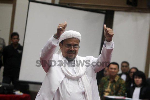 Tangani Habib Rizieq dan FPI Gunakan TNI, Andi Arief: Negara Kalah