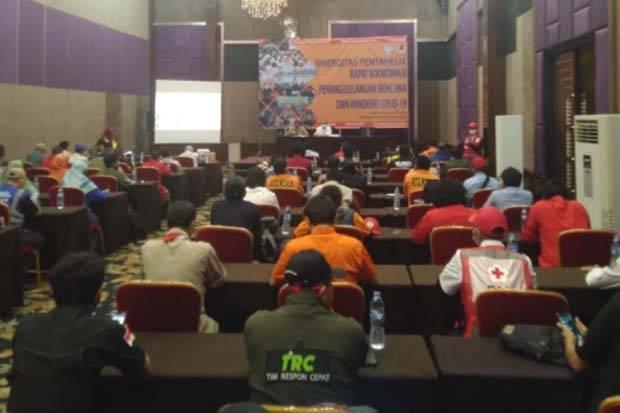 BNPB Ajak 115 Organisasi Sinergi Penanggulangan Bencana dan Atasi Corona