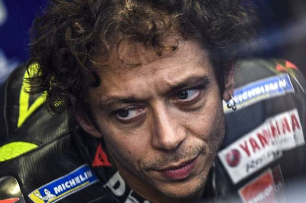 Akhir Pekan yang Krusial bagi Valentino Rossi