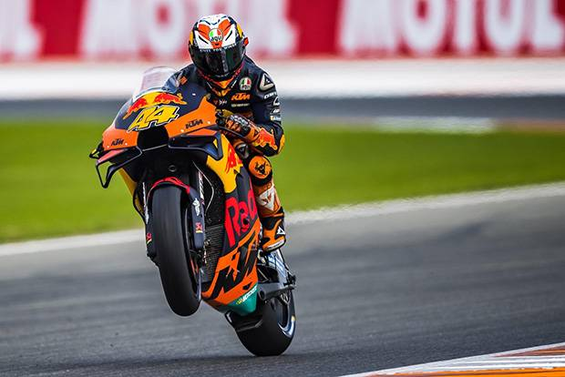 Pol Espargaro Sempat Terjatuh di Kualifikasi MotoGP Portimao