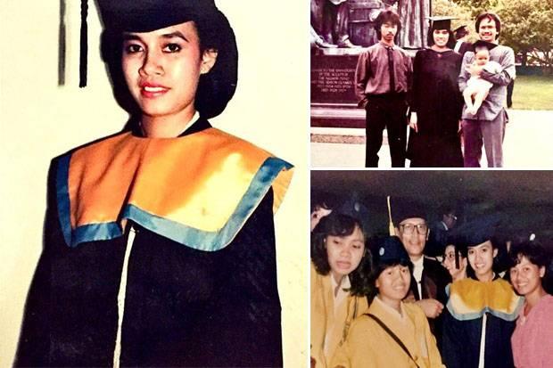 Cerita Momen Wisuda Sri Mulyani, Antara Kecewa atau Terus Maju