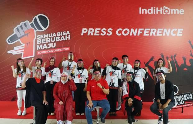 Telkom Bangkitkan Semangat Kreativitas 'Kaum Rebahan'