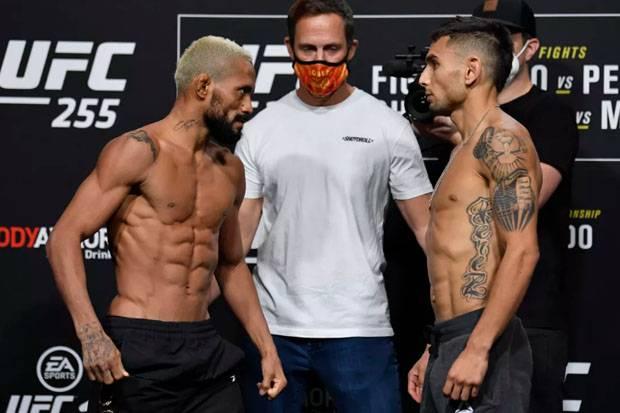 UFC 255! Panggung Utama Figueiredo vs Perez
