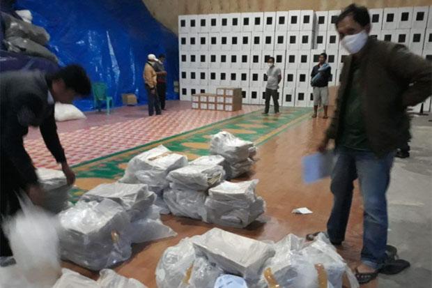 KPU Tana Toraja Masih Kekurangan 2.000 Lembar Surat Suara