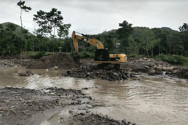 Polisi Periksa Pemilik Tambang Pasir di Sungai Walannae