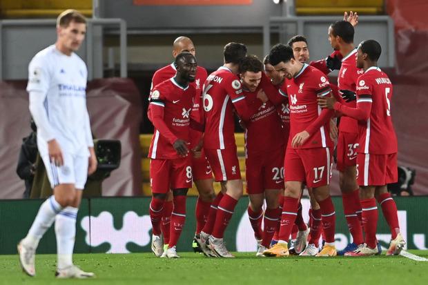 Bantai Leicester, Liverpool Usik Tottenham di Puncak Klasemen