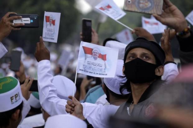 Massa Habib Rizieq, Parpol Islam, dan Pemilu 2024