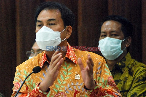 Desakan Pembubaran FPI, Azis Syamsuddin: Lihat Dulu Apa Legal Standingnya