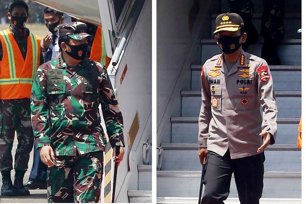Netralitas TNI-Polri Harga Mati