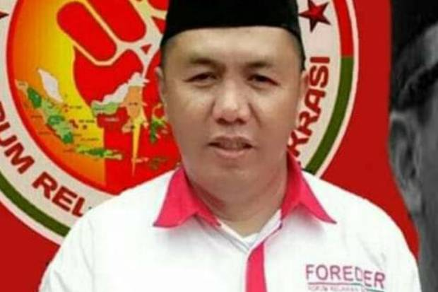 Relawan Foreder Dukung Pangdam Jaya Tertibkan Baliho Habib Rizieq